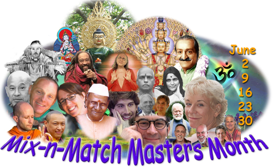 Mix-n-Match Masters Month